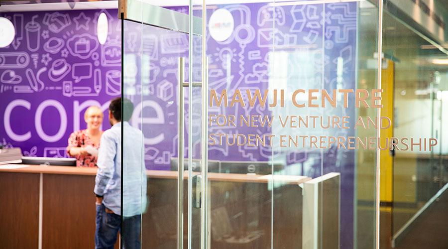 mawji centre for student entrepreneurship and new venture, NAIT