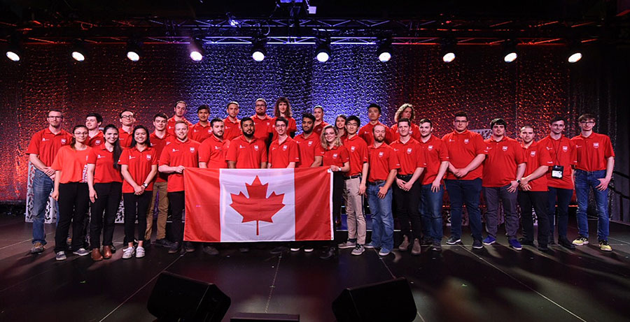 WorldSkills Team Canada