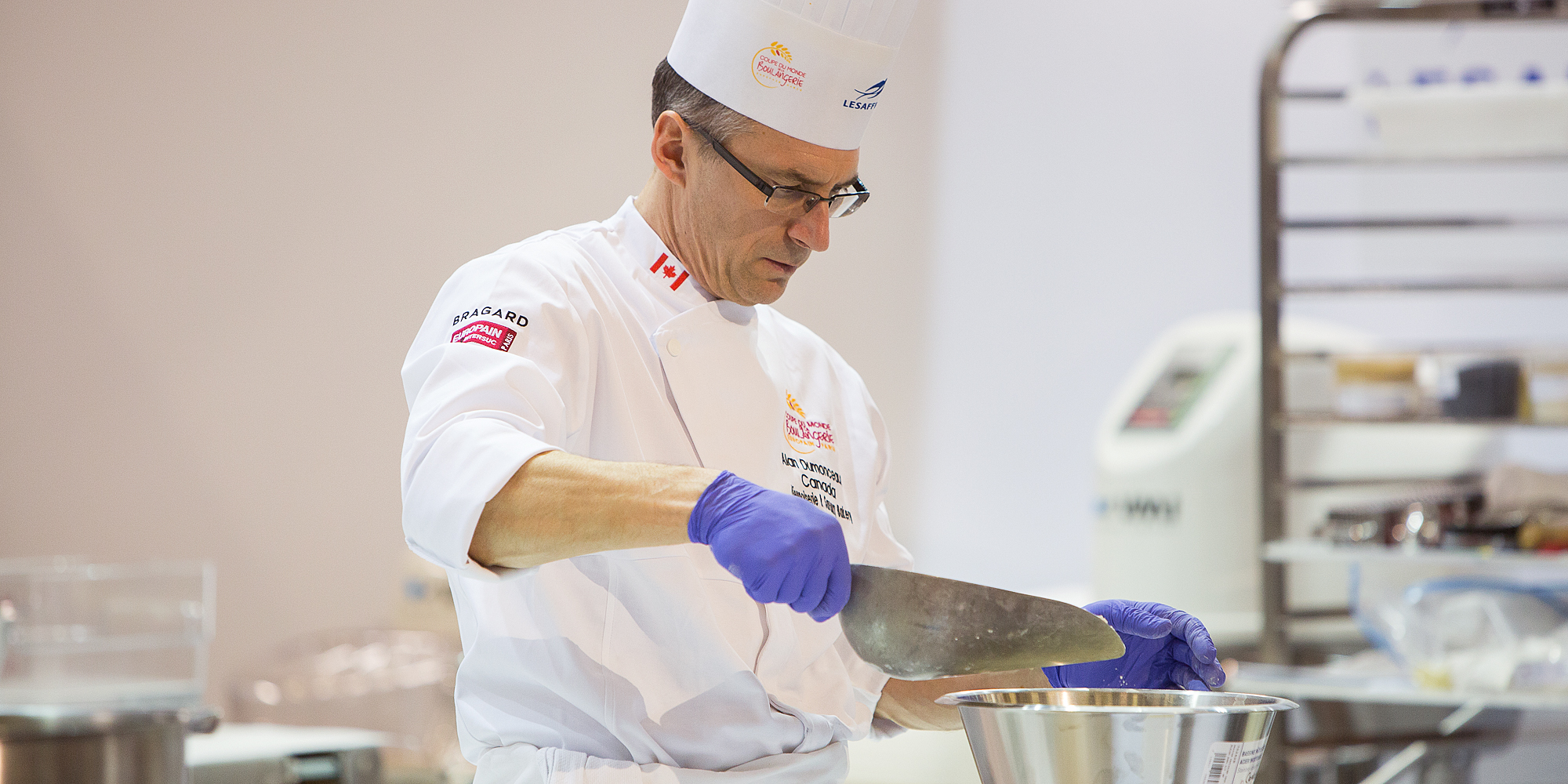 pastry chef la introduction - HD2000×1000