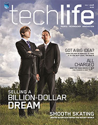 fall 2008 techlife cover
