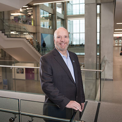 Dr. glenn feltham, nait president and CEO