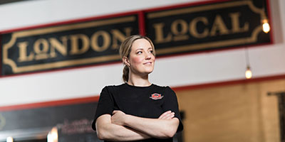 lindsay porter chef and owner london local