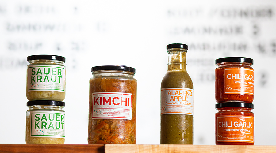 fermented food products from meuwlys, edmonton