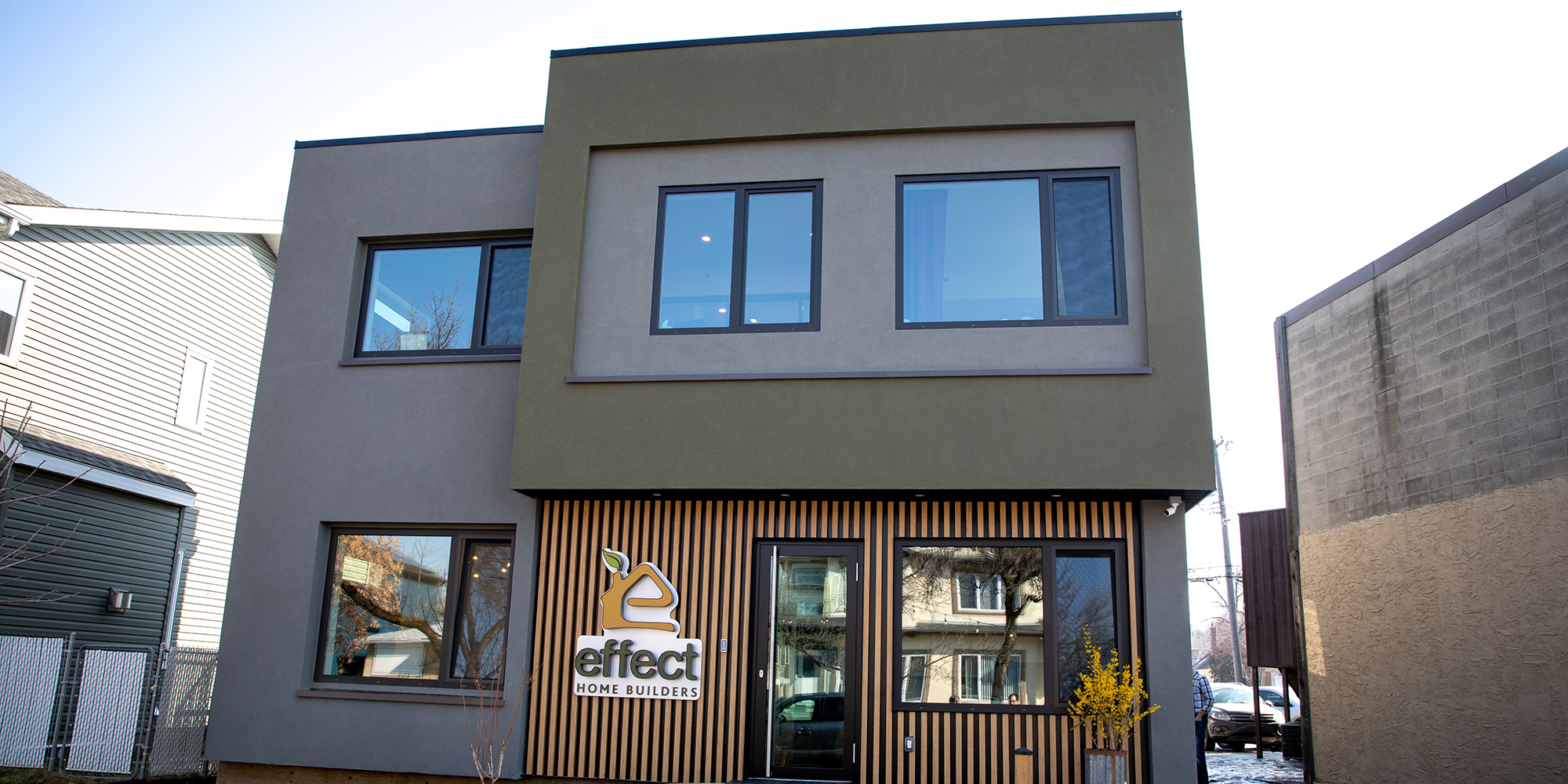 A tour of Edmonton's first off-grid office