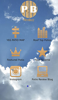 patio buzz app