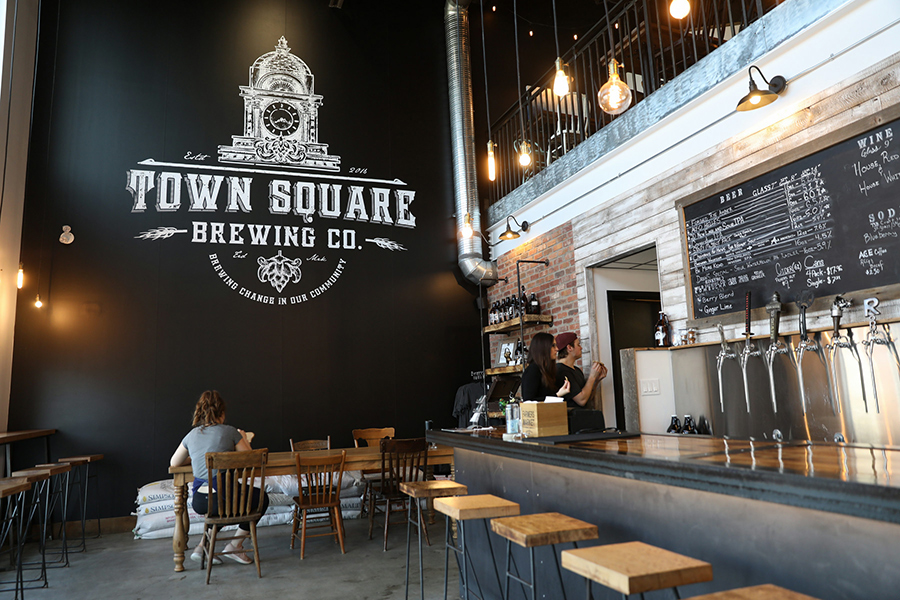 Town Square Brewing