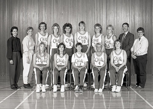 nait ook chicks women's basketball 1987-88, alberta colleges athletics conference